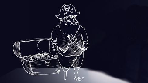 Pirate Sketch1
