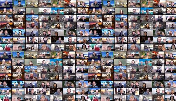 VideoConferenceWall