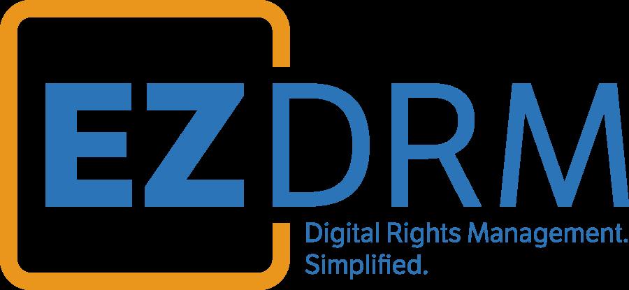 EZDRM 2018 logo