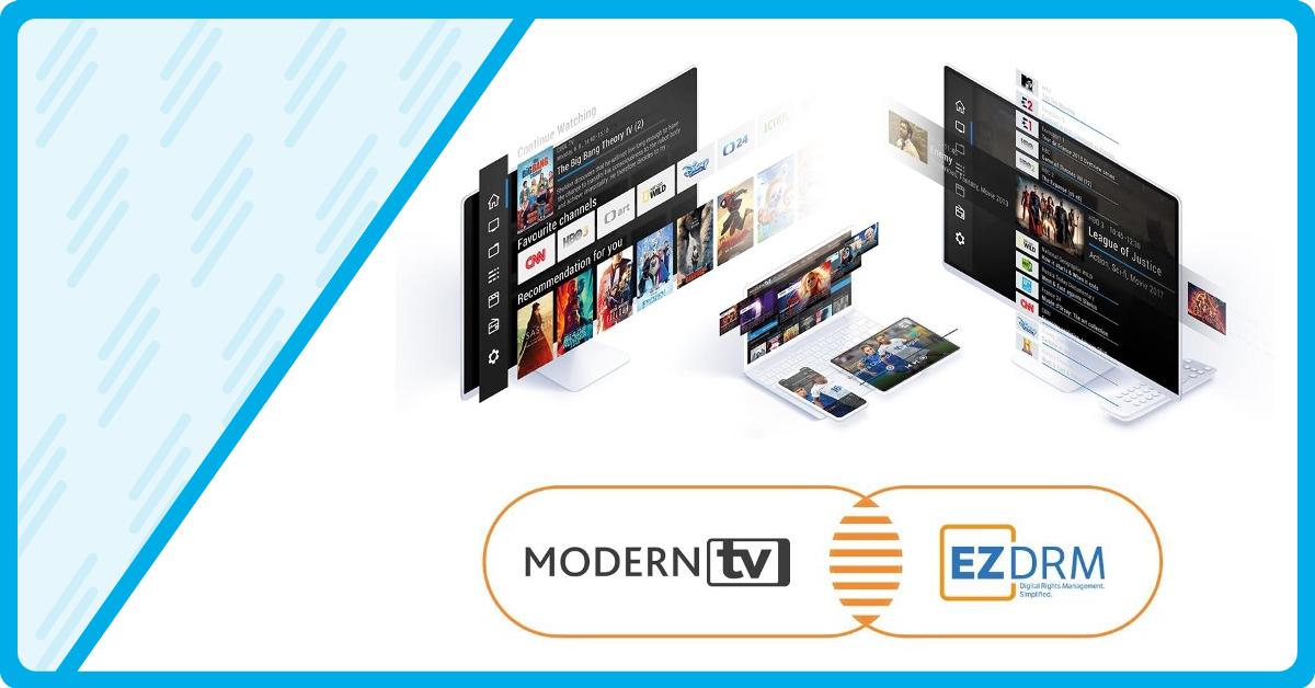 ModernTV EZDRM